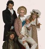 Blackadder the Third cast