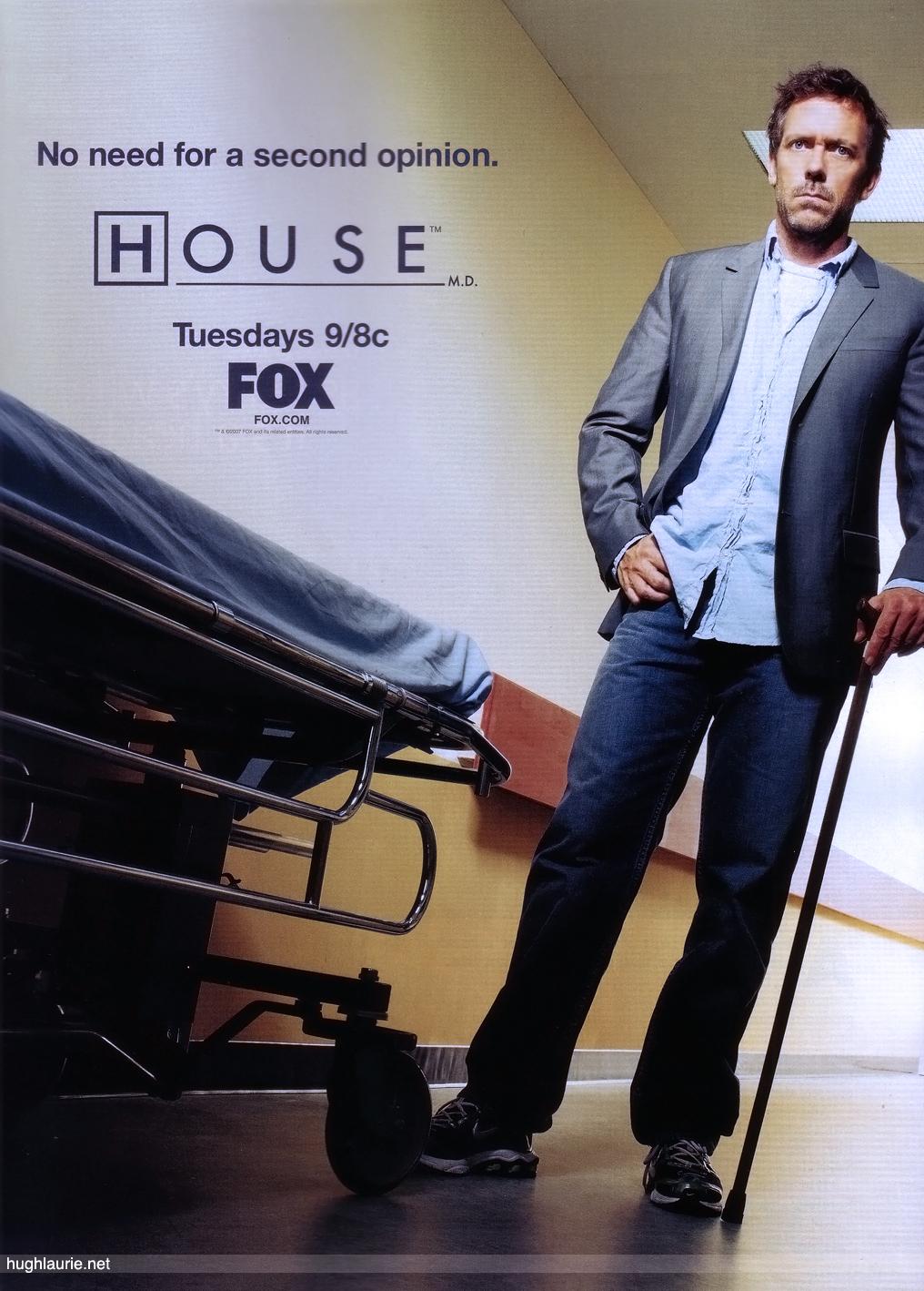 Beautiful House MD Poster Season 1 House Md 1751084