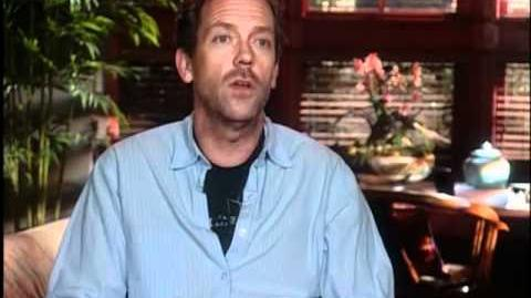 Hugh Laurie talks about Vicodin