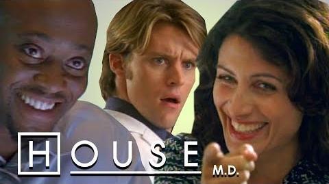 Season 3 Bloopers - House M.D.