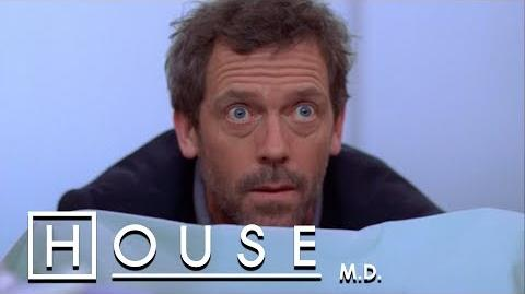 A Tick Out Of You - House M.D.