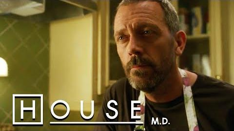 House Becomes A Cook - House M.D