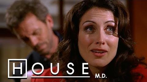 Cuddy Considers IVF - House M.D.