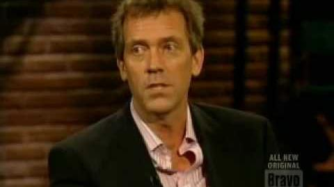 Hugh Laurie - Inside the Actor's Studio (Part 1)