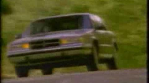 1987 dodge dynasty commercial