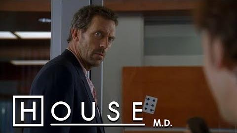 Magician Blows House's Mind - House M.D