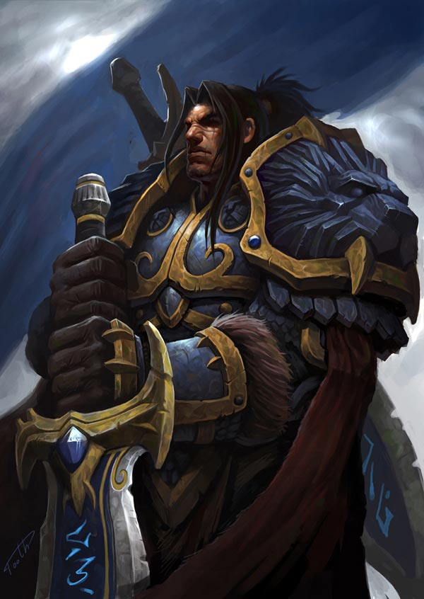 Know Your Lore: Anduin Llane Wrynn   Blizzard Watch