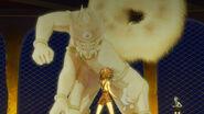 Shiro anime battle