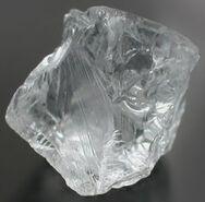 Goshenite stone