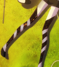 Phos' new legs anime