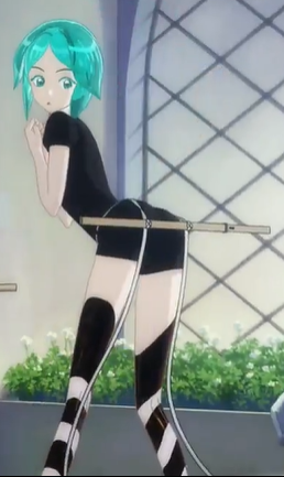New Legs Anime