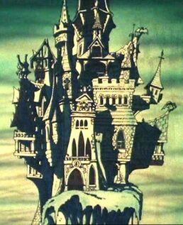 D castle-duckula