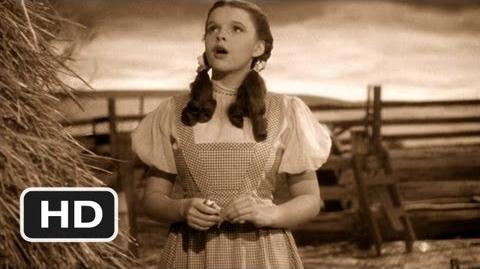 Somewhere Over the Rainbow - The Wizard of Oz (1 8) Movie CLIP (1939) HD