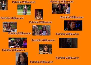 Patriacia wallpaper