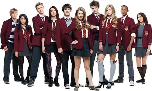 House of Anubis Season 2 Picture