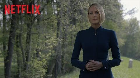 Moulderkurt.5/Netflix entierra a Frank Underwood en la última temporada de House of Cards