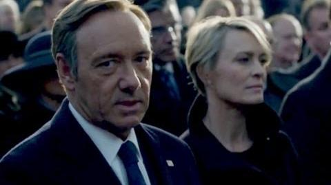 HOUSE OF CARDS TRAILER Netflix Original Series HD