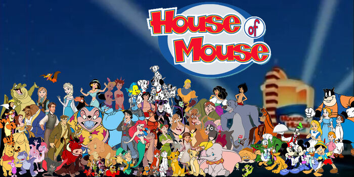 House Of Mouse Wiki Fandom Powered By Wikia