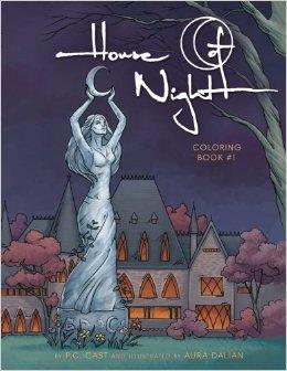 Houseofnightcoloringbook