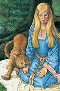 Freya and familiar