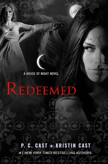 house of night redeemed release date