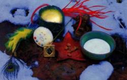Spirit Release of a Familiar Ritual