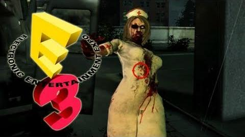 House of the Dead Overkill Extended Cut 3D for Playstation Move! - E3 2011