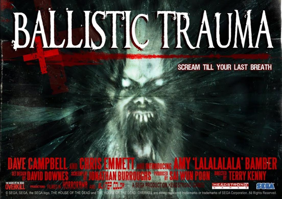 Ballistic Trauma The Wiki Of The Dead Fandom