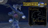 The Emperor (Type α)