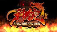 Golden gun title screen