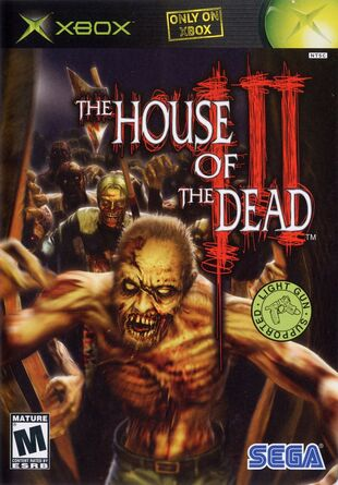 house of the dead 3 shotgun