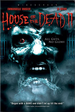 House of the Dead 2 (film) Cover