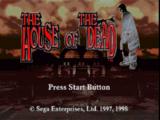 The House of the Dead (prototype)
