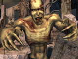 List of creatures in The House of the Dead III