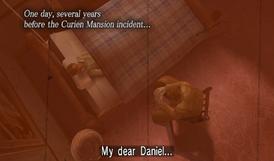 Daniel Curien 1st Flashback