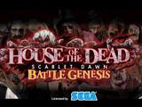 House of the Dead: Scarlet Dawn - Battle Genesis