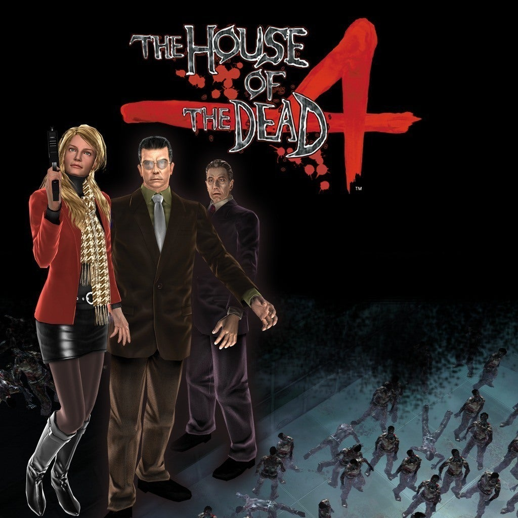 The House Of The Dead 4 The Wiki Of The Dead Fandom