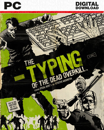The Typing Of The Dead Overkill The Wiki Of The Dead Fandom