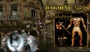 Judgment (Type 28)