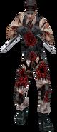 Yukio Zombie Render