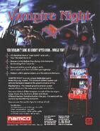 VN arcade flyer