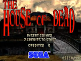 The House of Dead (prototype)