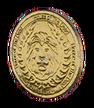 Gold coin hotdsd