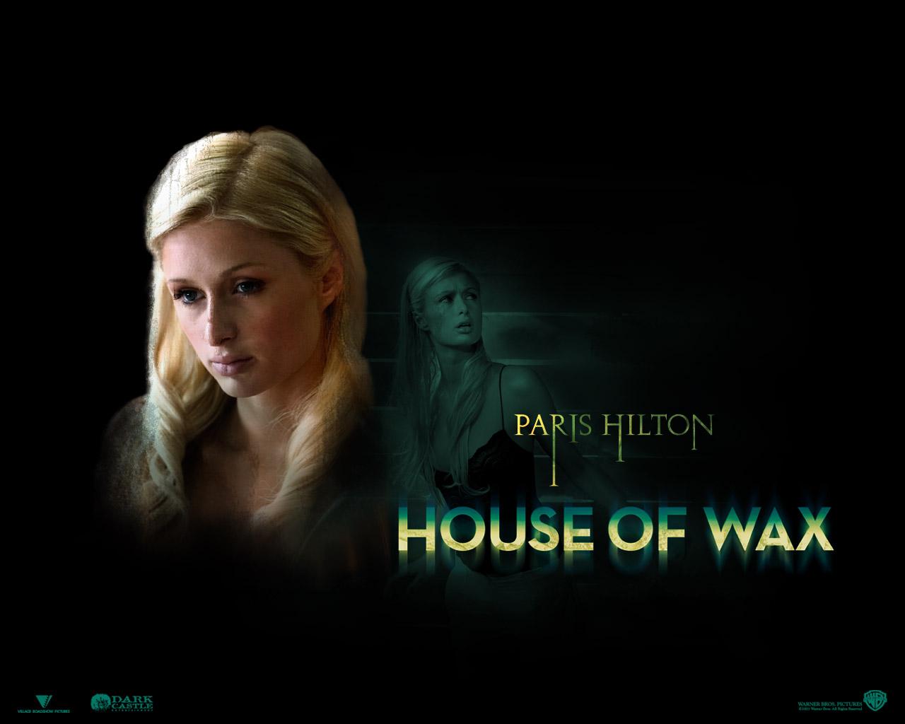 Paris Hilton In House Of Wax Wallpaper 2 1280