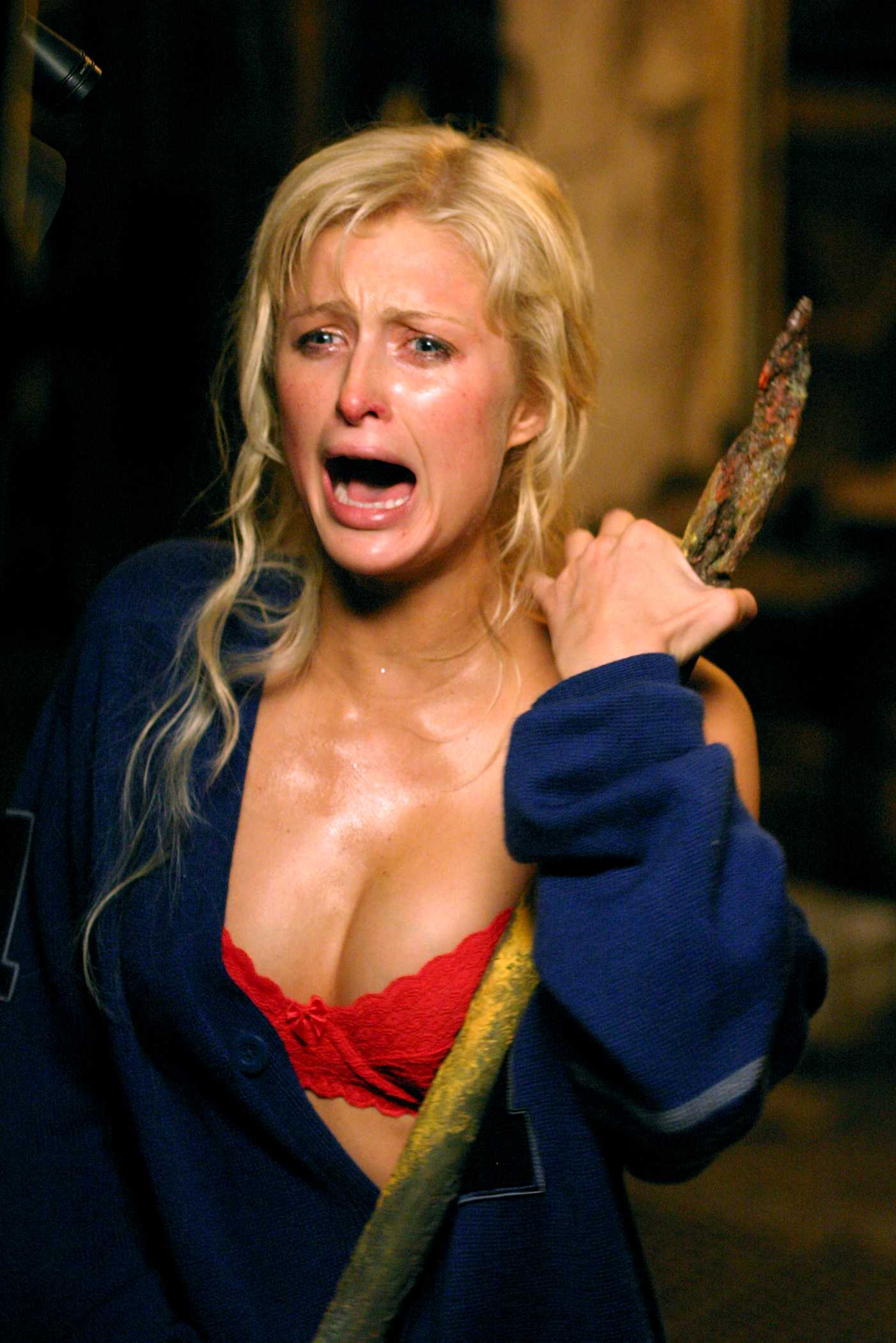 Paige Edwards. 2005 House Of Wax 013