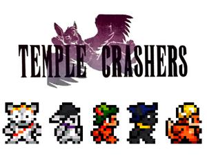 TempleCatchersRetro