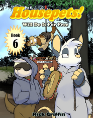 Housepets!Book6