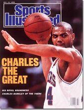 Barkley 1988 SI Cover