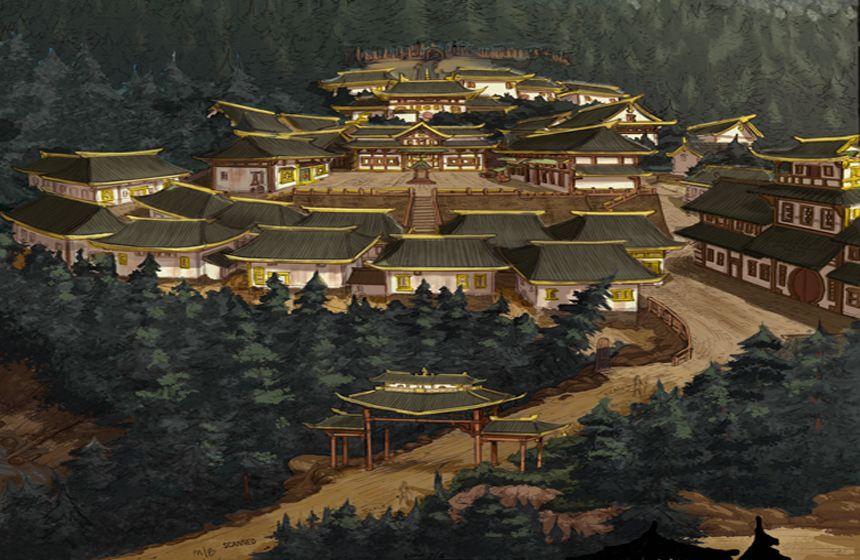 The Earth Kingdom | Hou Tian: An Avatar, the Last ...