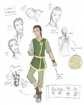Wai-Xing Pan Character Sheet